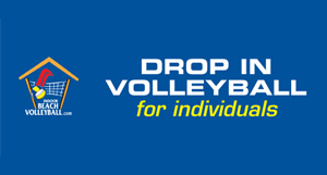 DROP IN VOLLEYBALL